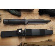 Нож Партизан (Partisan) MR.BLADE, черный, фото 1