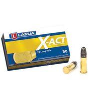 Патрон LAPUA X-ACT, калибр .22 LR, пуля, фото 1