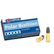 Патрон LAPUA Polar Biathlon, калибр .22 LR, пуля, фото 1