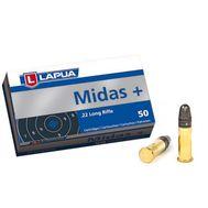 Патрон LAPUA Midas+, калибр .22 LR , пуля, фото 1