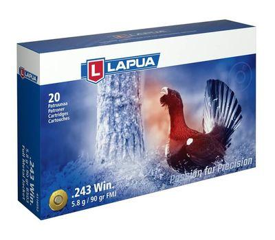 Патрон LAPUA, калибр .243 Win, пуля FMJ, S561, фото 1